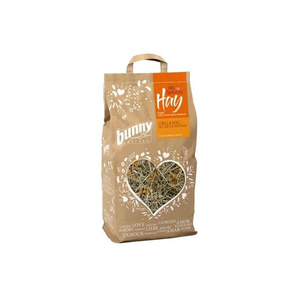 my favorite Hay from nature conversation meadows ORGANIC-SEA BUCKTHRON 100g