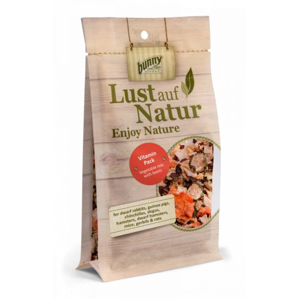Lust auf Nature Favourite Vitamin Pack Veggie mix with beets 50g