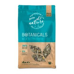 »all nature« BOTANICALS Mix with chervil stalks & malva blossoms 400g