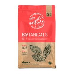 »all nature« BOTANICALS Mix with raspberry leaves & cornflower blossoms 400g