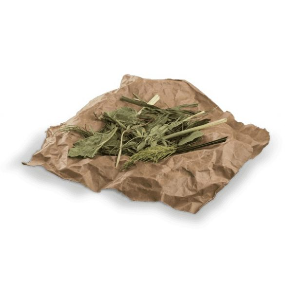»all nature« BOTANICALS Mix with peppermint leaves & camomile blossoms 400g