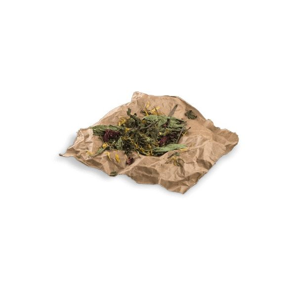 »all nature« BOTANICALS Mix with hibiscus blossoms & parsley stemps 150g