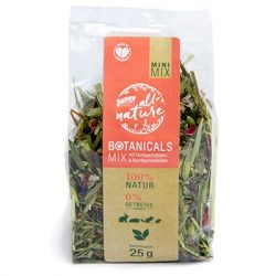»all nature« BOTANICALS Mix with raspberry leaves & cornflower blossoms 25g