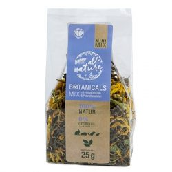 »all nature« BOTANICALS Mix with hibiscus blossoms & parsley stemps 25g