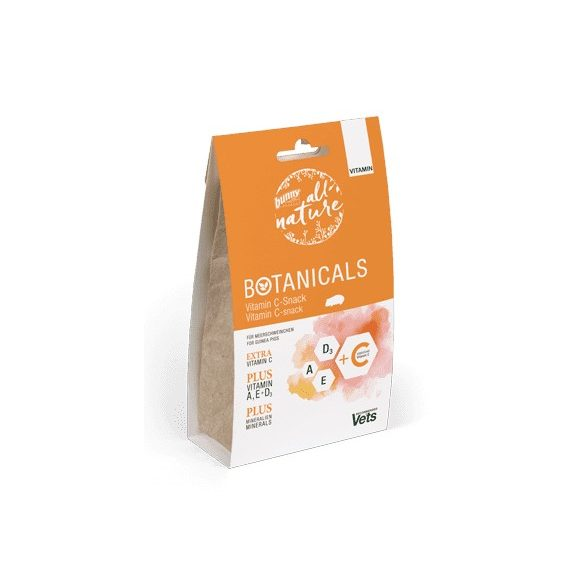 »all nature« BOTANICALS Vitamin C-Snack 150g